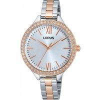 Image of Ladies Lorus Just Sparkle Watch RRS28VX9