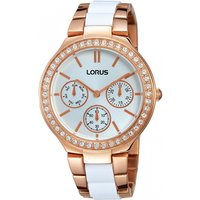 Image of Ladies Lorus Just Sparkle Watch RP630CX9