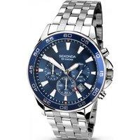 Image of Mens Sekonda Chronograph Watch 1058