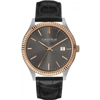 Unisex Caravelle New York Dress Watch 45B131