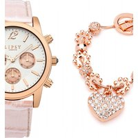 Image of Ladies Lipsy Watch LIPSYSET