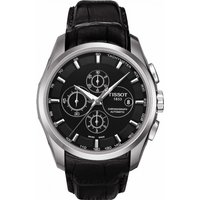 Image of Mens Tissot Couturier Automatic Chronograph Watch T0356271605100