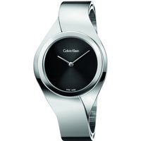 Ladies Calvin Klein Senses Medium Bangle Watch K5N2M121