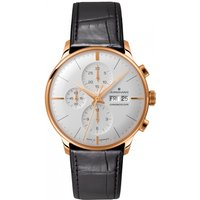 Mens Junghans Meister Chronoscope Automatic Chronograph Watch 027/7323.01