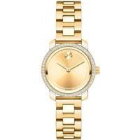 Image of Ladies Movado Bold Diamond Watch 3600215