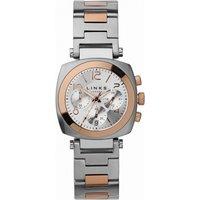 Ladies Links Of London Brompton Chronograph Watch 6010.1447