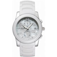 Ladies Links Of London Phoebe Ceramic Chronograph Watch 6030.0382