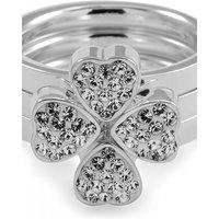 Image of Folli Follie Jewellery Hrt 4 Hrt Ring JEWEL 5045.3298