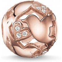 Image of Thomas Sabo Jewellery Karma Beads - Love Birds Bead JEWEL K0132-416-14