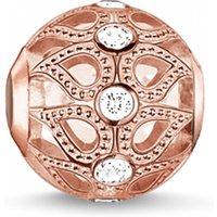 Image of Thomas Sabo Jewellery Karma Beads - Pink Dew Bead JEWEL K0146-416-14