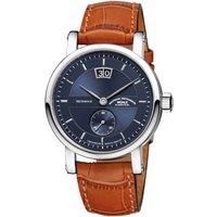 Image of Mens Muhle Glashutte Teutonia II Grossdatum Chronometer Limited Edition Automatic Watch M1-33-76-LB