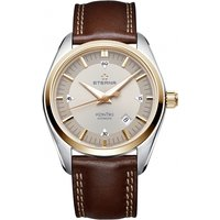 Image of Mens Eterna KonTiki Date Automatic Watch 1222.53.51.1362