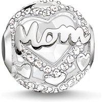 Image of Thomas Sabo Jewellery Karma Beads Mom Bead JEWEL K0160-625-14