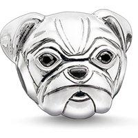 Image of Thomas Sabo Jewellery Karma Beads Pug Bead JEWEL K0164-691-12