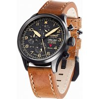 Image of Mens Ingersoll Automatic Chronograph Watch IN1513SBK