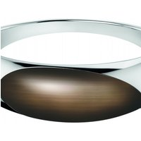 Image of Ladies Calvin Klein Stainless Steel Medium Closed Bangle KJ3QCD02010M