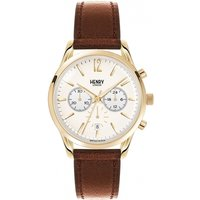 Image of Unisex Henry London Heritage Westminster Chronograph Watch HL39-CS-0014