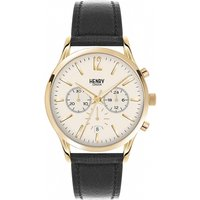 Image of Mens Henry London Heritage Westminster Chronograph Watch HL41-CS-0018