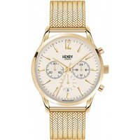 Image of Mens Henry London Heritage Westminster Chronograph Watch HL41-CM-0020