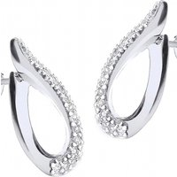 Image of Jewellery Essentials Cubic Zirconia Earrings JEWEL AJ-15040252
