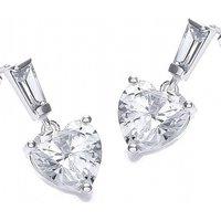 Image of Jewellery Essentials Cubic Zirconia Earrings JEWEL AJ-15040257