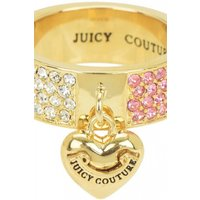 Juicy Couture Jewellery Iconic Gradient Pave Heart Ring JEWEL WJW732-654-6