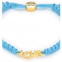 Image of Juicy Couture Jewellery Love Juicy Cord Bracelet JEWEL GJW31-422