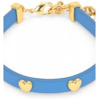 Image of Juicy Couture Jewellery Layered In Couture Heart Leather Bracelet JEWEL WJW734-422