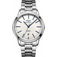 Image of Mens Rotary Swiss Made Tradition Automatic Watch GB90161/02
