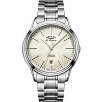 Image of Mens Rotary Swiss Made Tradition Automatic Watch GB90161/32