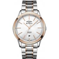 Image of Mens Rotary Swiss Made Tradition Automatic Watch GB90162/59