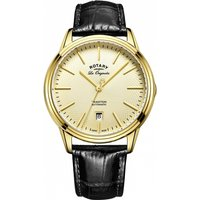 Image of Mens Rotary Swiss Made Tradition Automatic Watch GS90163/03