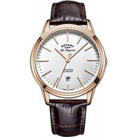 Image of Mens Rotary Swiss Made Tradition Automatic Watch GS90164/02
