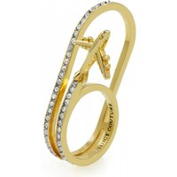 Juicy Couture Jewellery JET SET RING SIZE N JEWEL WJW789-710-7