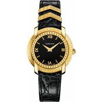 Ladies Versace Dv25 Round 36mm Watch Vam030016
