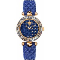 Ladies Versace Micro Vanitas 30 Mm Watch Vqm090016
