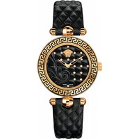 Ladies Versace Micro Vanitas 30 Mm Watch Vqm100016
