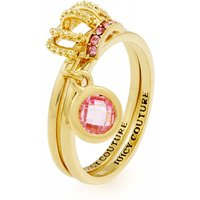 Juicy Couture Jewellery Juicy Crown Ring Set JEWEL WJW893-710-8