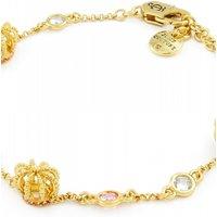 Image of Juicy Couture Jewellery Juicy Crown Station Bracelet JEWEL WJW961-710-U