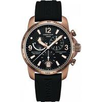 Image of Mens Certina DS Podium GMT Precidrive Chronograph Watch C0016399705704