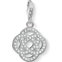 Ladies Thomas Sabo Sterling Silver Charm Club Eternity Charm 1330-051-14