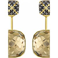 Image of Ladies Swarovski Jewellery Dot Earrings 5192371
