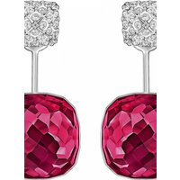 Image of Ladies Swarovski Jewellery Dot Earrings 5192370
