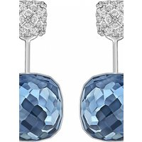 Image of Ladies Swarovski Jewellery Dot Earrings 5182617