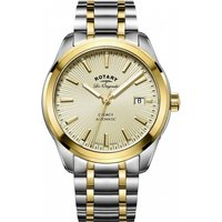 Image of Mens Rotary Swiss Made Legacy Automatic Watch GB90166/03