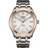 Image of Mens Rotary Swiss Made Legacy Automatic Watch GB90167/06