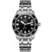 Image of Mens Rotary Swiss Made Legacy Dive Automatic Watch GB90168/04