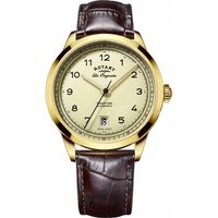 Image of Mens Rotary Swiss Made Tradition Automatic Watch GS90185/03
