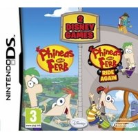 Phineas and Ferb Twin Pack Game