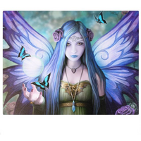Small Mystic Aura Canvas Picture by Anne Stokes
